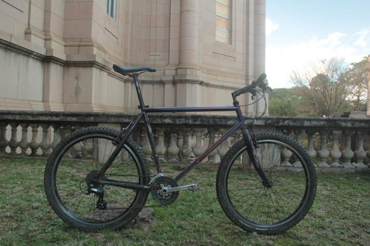 Bikehandling bikecheck Specialized Stumpjumper 1992 (1)