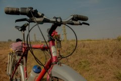 Cicloturismo GT Karakoram Cubo Schmidt Rohloff Cromo vbrake magura 3