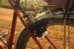 Cicloturismo GT Karakoram Cubo Schmidt Rohloff Cromo vbrake magura 8