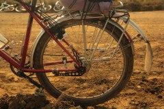 Cicloturismo GT Karakoram Cubo Schmidt Rohloff Cromo vbrake magura 9
