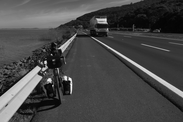cicloturismo porto alegre imbituba freeway bicicletas carregadas 2