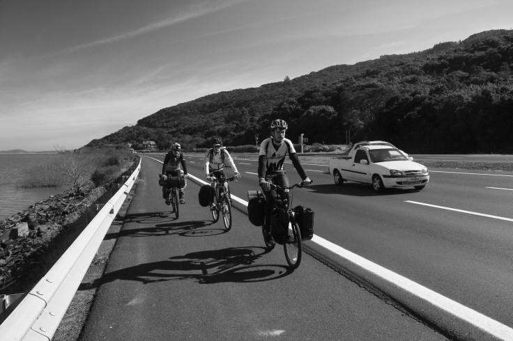 cicloturismo porto alegre imbituba freeway bicicletas carregadas 3