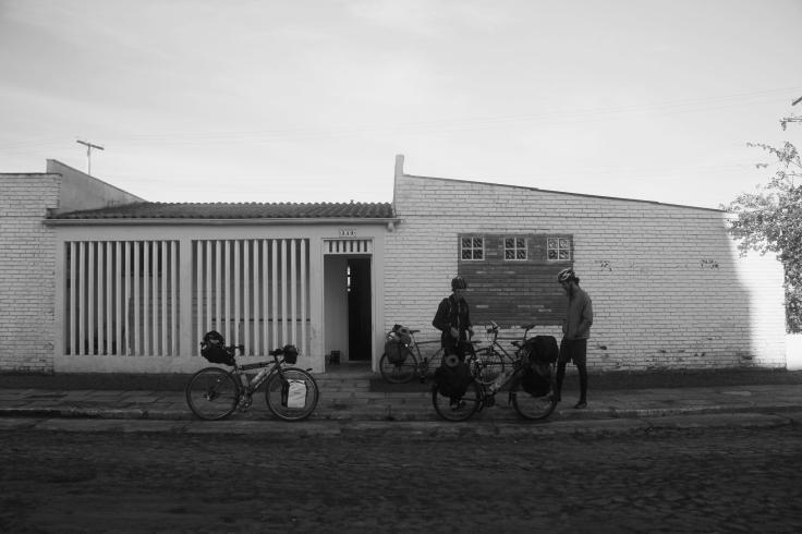 cicloturismo porto alegre imbituba freeway bicicletas carregadas 5