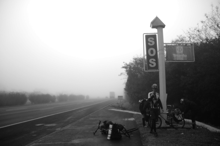 cicloturismo porto alegre imbituba freeway bicicletas carregadas