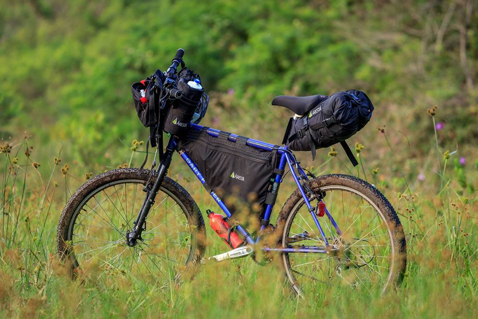 bikepacking aresta