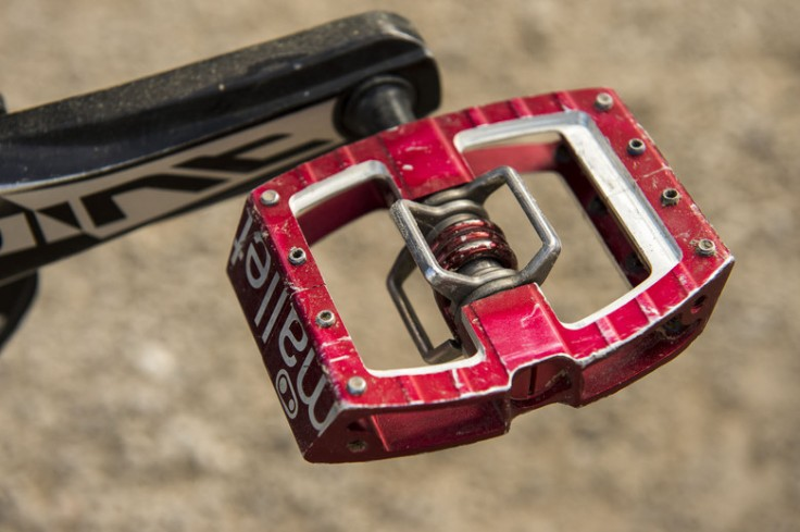 pedal crankbrothers mallet